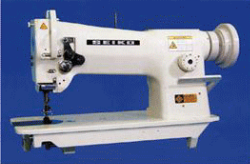 Seiko industrial sewing machines